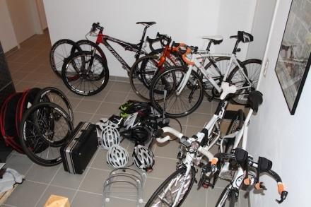 Radsport Hersteller: Mein Materialmix