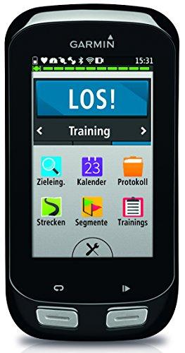 Garmin Edge 1000 GPS-Radcomputer - Europa-Fahrradkarte, RoundTrip Routing, 3 Zoll (7,6 cm) Touchscreen - 2