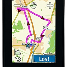 Garmin Edge 1000 GPS-Radcomputer - Europa-Fahrradkarte, RoundTrip Routing, 3 Zoll (7,6 cm) Touchscreen - 4