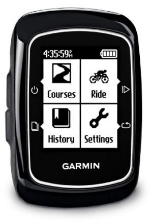Garmin Edge 200 GPS Fahrradcomputer (hochempfindliches GPS, Tracknavigation, Tourenaufzeichnung) - 1