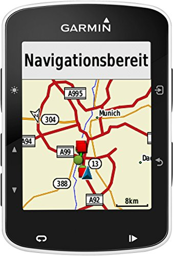 Garmin Edge 520 GPS-Fahrradcomputer, Performance- und Trainingsanalyse, Strava Live Segmente, 2,3 Zoll (5,8 cm) Display - 14