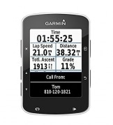 Garmin Edge 520 GPS-Fahrradcomputer, Performance- und Trainingsanalyse, Strava Live Segmente, 2,3 Zoll (5,8 cm) Display - 1