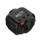 Garmin VIRB 360 - wasserdichte 360-Grad-Kamera mit GPS und bis zu 5,7K/30fps Auflösung oder 4K/30fps mit Auto-Stitching Funktion und sphärischer Bildstabilisierung - 1