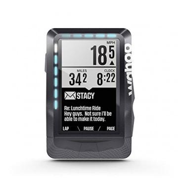 Wahoo ELEMNT GPS-Fahrradcomputer - 10