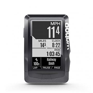 Wahoo ELEMNT GPS-Fahrradcomputer - 13