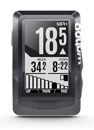 Wahoo ELEMNT GPS-Fahrradcomputer - 19