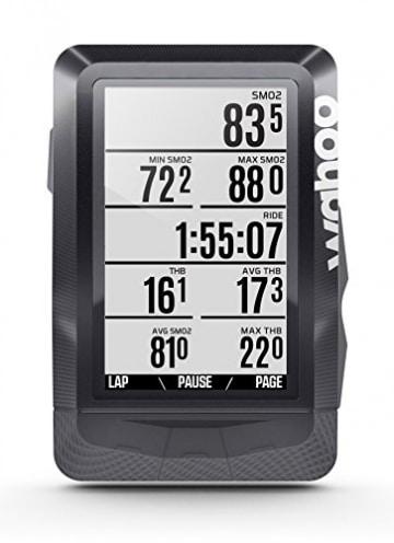 Wahoo ELEMNT GPS-Fahrradcomputer - 20