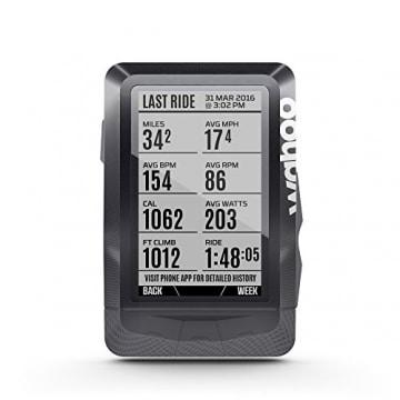 Wahoo ELEMNT GPS-Fahrradcomputer - 8