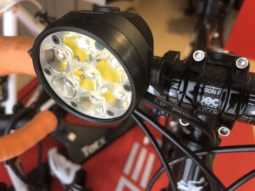 Frontlicht Fahrrad hell