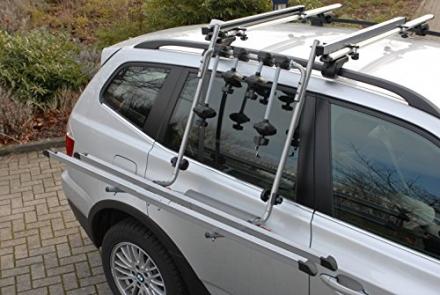 Fischer Dachlift Fahrradträger Test