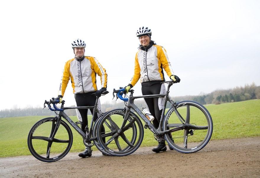 connexion: abnehmen durch Radsport Training