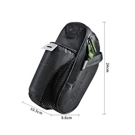 Satteltasche für das Fahrrad
