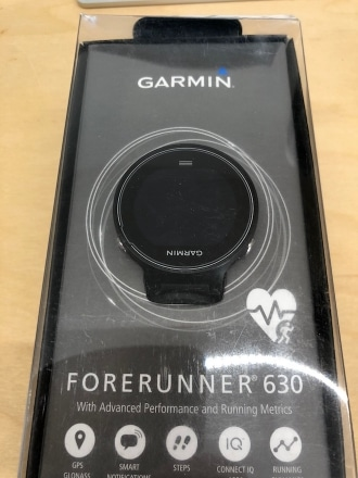 Garmin Forerunner Test