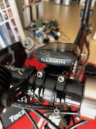 Garmin Fahrradcomputer
