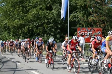 Radsport Training Aufbau