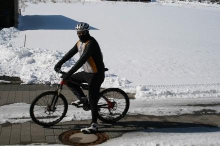 Winter Radsport Kleidung