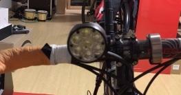 fahrradbeleuchtung wieviel lux