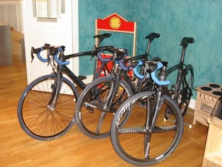 fahrradträgewr mieten