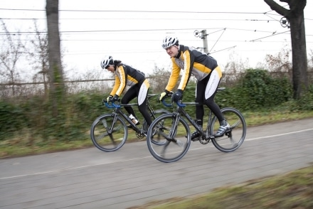 radsport training pulsbereiche messen