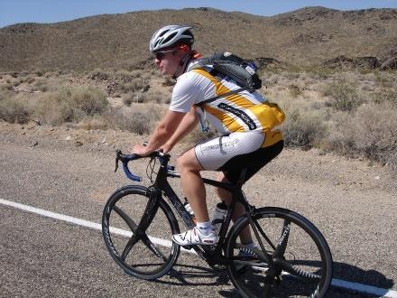 perfektes Fahrrad Training
