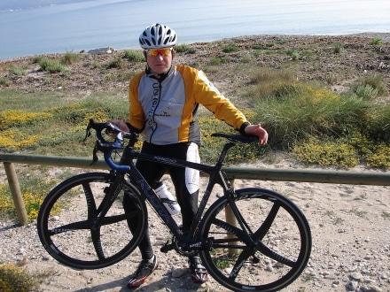 Radsport Oberschenkel trainieren