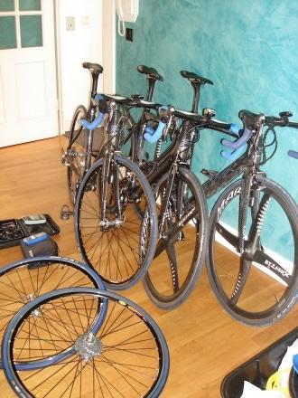 wie hält Fahrradträger auf Anhängerkupplung