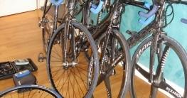 Fahrradträger für breite Reifen