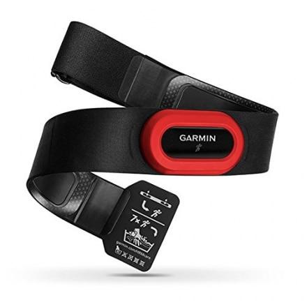 Garmin HRM-Run Test