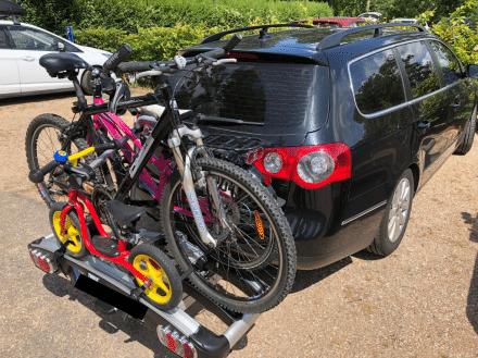 Thule Fahrradträger Testsieger