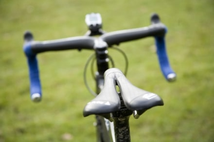 Fahrradsattel Prostata