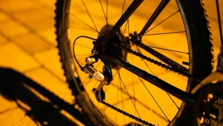Fahrraddynamo Aufbau