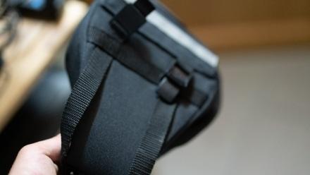 Gepäckträgertasche Rucksack