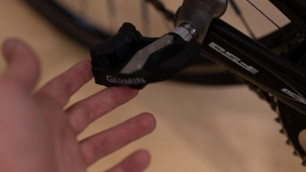 Garmin Powermeter im Test