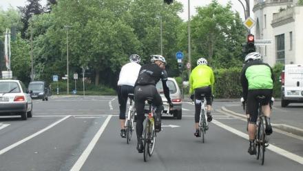 Fahrradträger Anhängerkupplung 4 Fahrräder