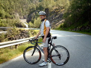 Fahrradhalterung Handy test