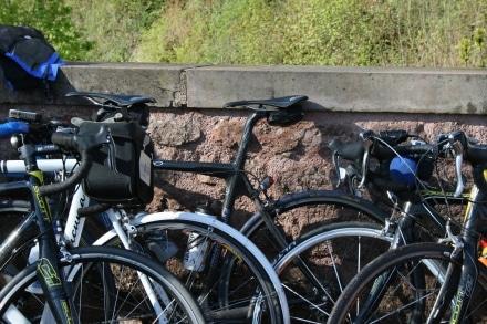 Fahrradschloss GPS