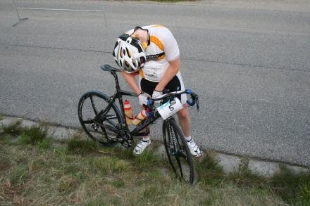 Handyhalterung Fahrrad montage