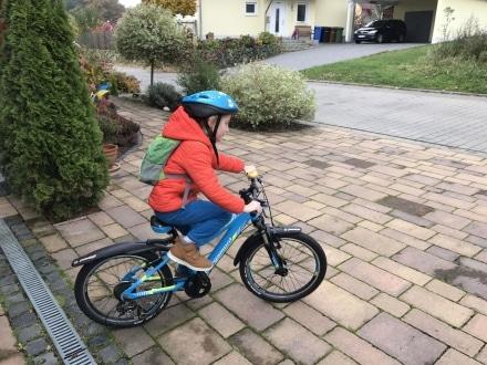 Fahrradhelm Kinder