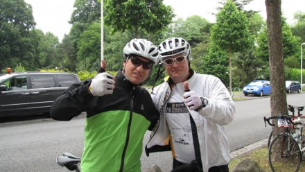 Fahrradhelm KED Test