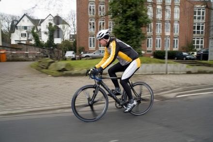 Fahrradhelm Herren