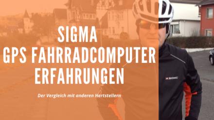 Sigma GPS Erfahrungen