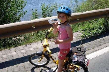 Fahrradcomputer Kinder Bedienung