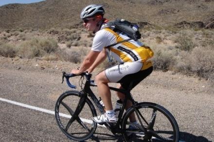 Männer Fahrradsattel Form
