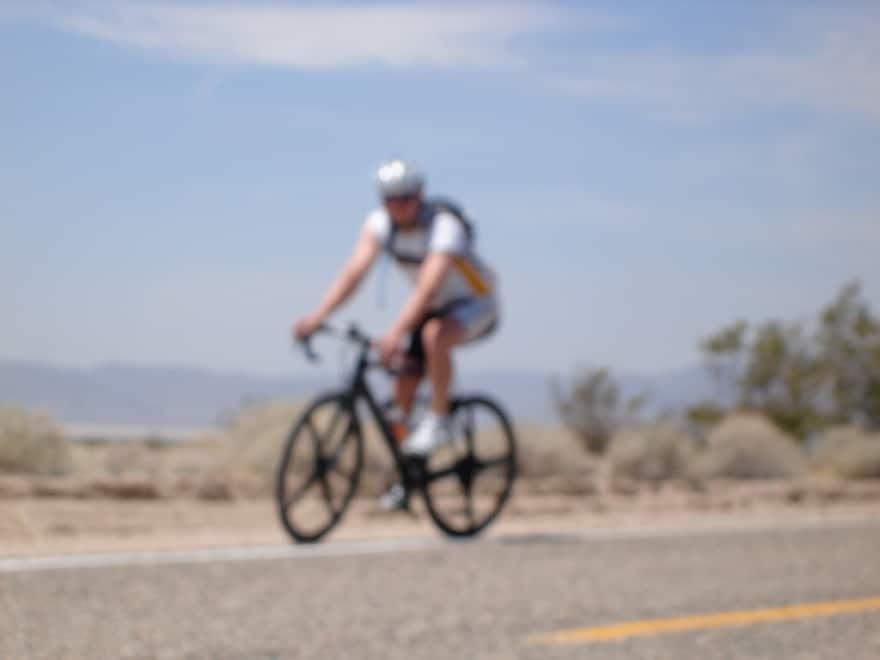 Radsport Sonnenschutz Wüste